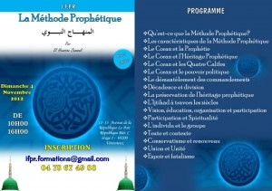 3.Methode prophetique