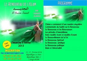 5.Le renouveau de l Islam